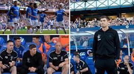 Tribünler doldu taştı! Gerrardlı Rangers'tan gol şov
