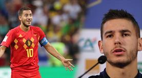 """Messi'yi durdurduk, Hazard'ı da durdururuz"""
