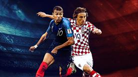 Futbolseverlerin favorisi Hırvatistan