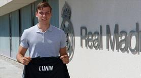 Andriy Lunin, Real Madrid'de