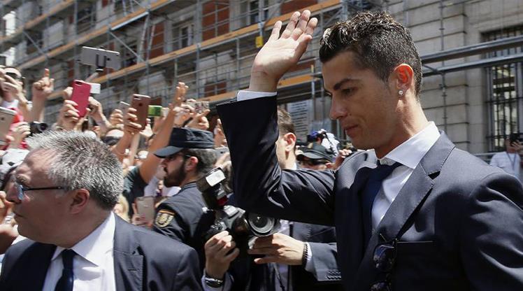 Ronaldo'ya kötü haber