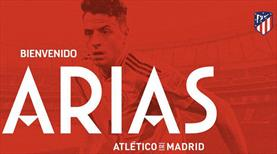 Arias Atletico Madrid'de