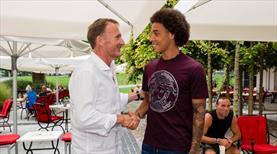 Borussia Dortmund Axel Witsel'i transfer etti