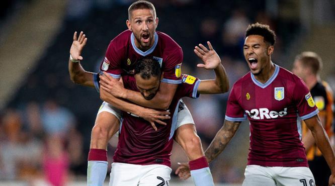 İnanılmaz gol Villa'yı yıkmaya yetmedi (ÖZET)