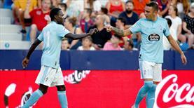 Celta Vigo siftah yaptı!