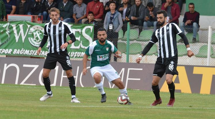 5 gollü maçta Altay turladı