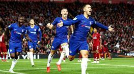 Müthiş maçta Liverpool oynadı, Chelsea turladı (ÖZET)