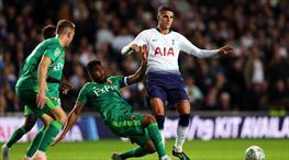 Tottenham penaltılarla turladı