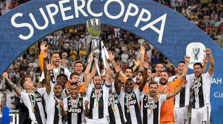 İtalya'nın 'süper'i Juventus