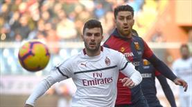 Milan ikinci yarı açıldı! (ÖZET)