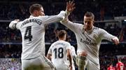 Real Madrid yarı finale göz kırptı