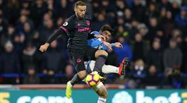 Everton'a 3 dakika yetti (ÖZET)