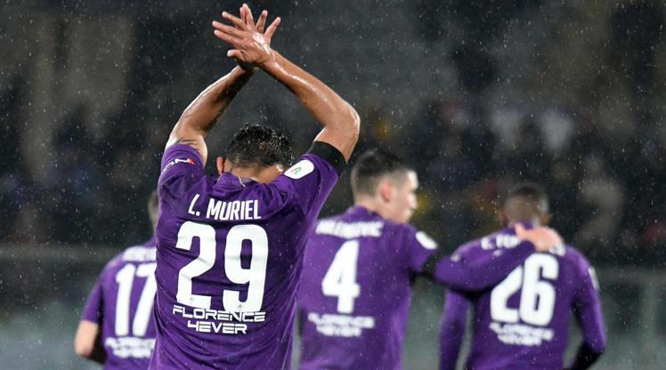 Fiorentina, Roma'yı kupada yaktı! 7-1