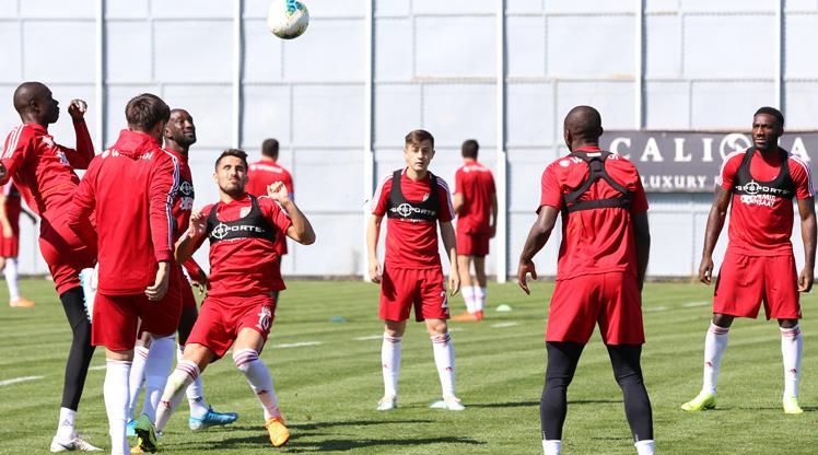 Sivasspor'da Ankaragücü hazırlıkları
