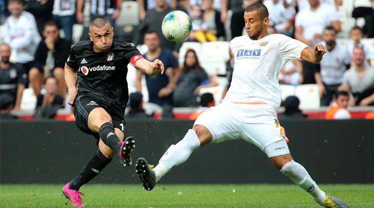 İşte Beşiktaş - Aytemiz Alanyaspor maçının notları