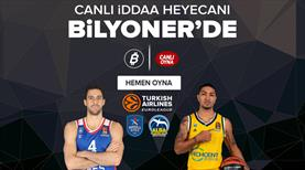 Euroleague heyecanını Bilyoner'de yaşa