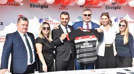 Balıkesirspor'a yeni isim sponsoru