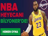 NBA Heyecanı Bilyoner'de