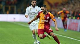 Galatasaray - Real Madrid: 0-1 (ÖZET)