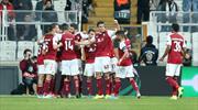 Braga 3 pasta golü buldu