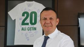 PFDK'dan Ali Çetin'e ceza