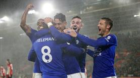 Leicester City'den gol rekoru: 9-0