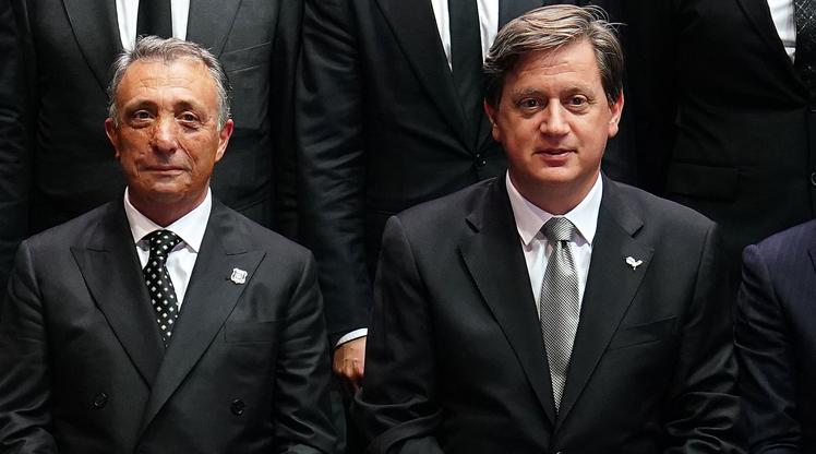 """""""Beşiktaş için devrim sayılabilecek bir sürece geçtik"""""""