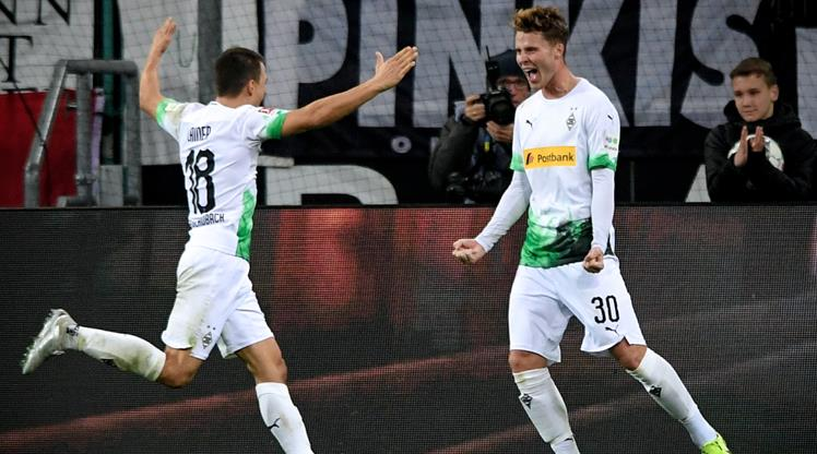 Mönchengladbach liderliğini sürdürdü