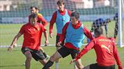 Göztepe'de kupa mesaisi başladı