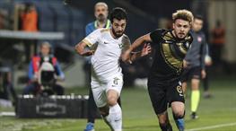 Osmanlıspor: 2 - Akhisarspor: 1 (ÖZET)