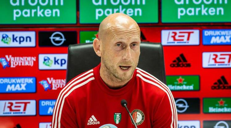 Jaap Stam, Feyenoord'dan istifa etti