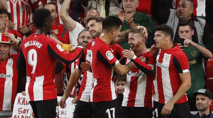 Athletic Bilbao galibiyeti hatırladı