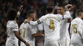 Real Madrid fark attı: 5-0