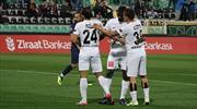 Denizlispor turu 4 golle aldı