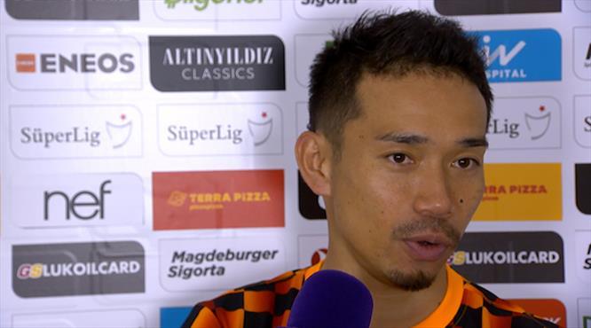 """""""Galatasaray gibi oynarsak R.Madrid'i yenebiliriz"""""""
