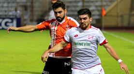 Adanaspor - Boluspor: 0-0 (ÖZET)