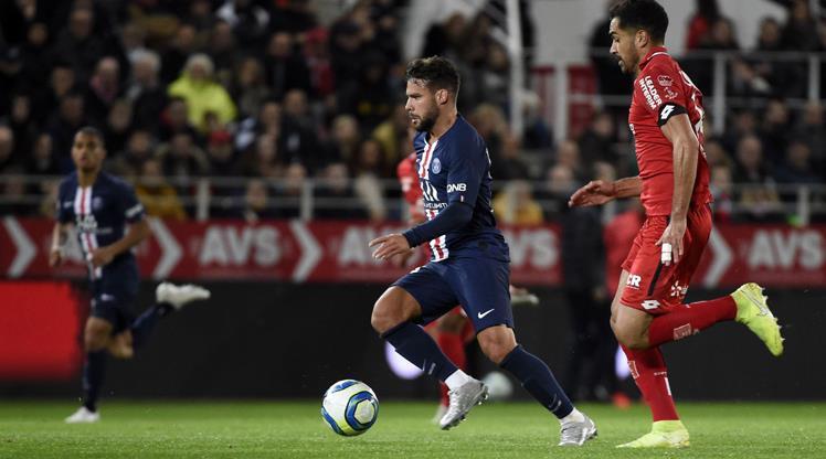 Paris Saint-Germain'e Dijon sürprizi (ÖZET)