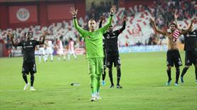 İşte Antalyaspor - Beşiktaş maçının notları