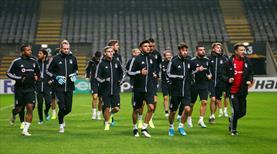Beşiktaş maç saatini bekliyor