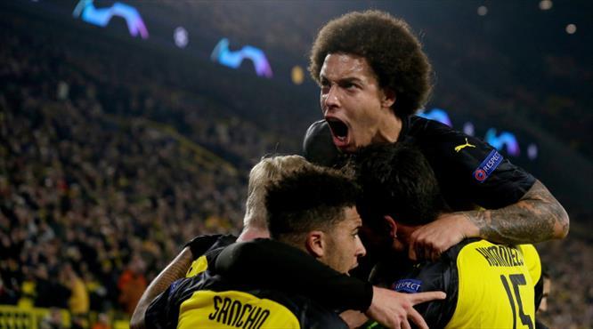 Dortmund'dan müthiş geri dönüş (ÖZET)