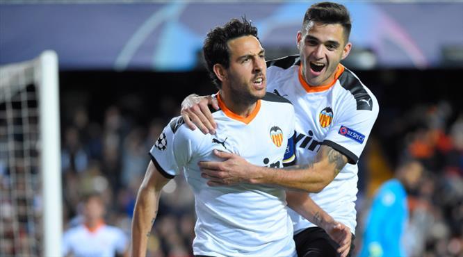 Valencia ikinci yarıda coştu (ÖZET)