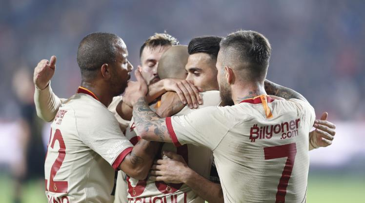 İşte Gaziantep FK - Galatasaray maçının özeti