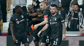 İşte Beşiktaş - Yukatel Denizlispor maçının özeti