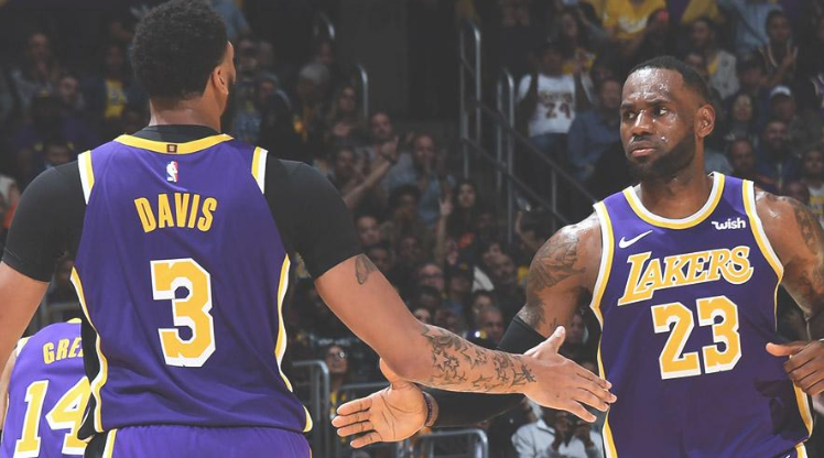 Lakers durdurulamıyor