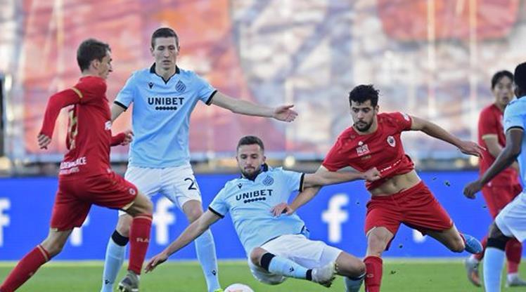 Brugge ilk kez kaybetti