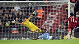 Dev maçta Liverpool farkı
