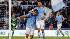 Lazio seriye bağladı (ÖZET)