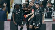 Beşiktaş yükselişe geçti