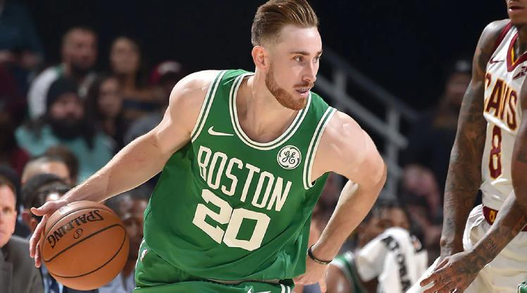 Celtics'te Hayward 6 hafta yok