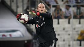 Karius, Beşiktaş'taki en başarılı dönemini yaşıyor